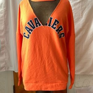 Pink Cleveland Cavaliers sweater NWT